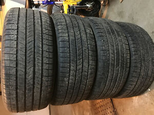 P235/50R17 michelin all season