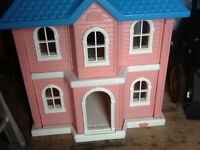 4' high doll house Moncton New Brunswick Preview