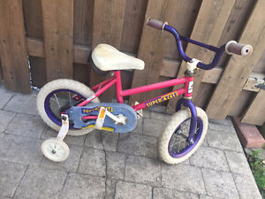"Bikes for Boys / Girls ( Tires 12.5"", 14"" and 16"" )"