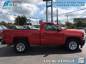 2014 Chevrolet Silverado 1500 WORK TRUCK W/1WT  ONE OWNER, ACCID