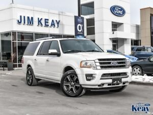 2016 Ford Expedition Max Limited  - Trade-in - $152.59 /Wk