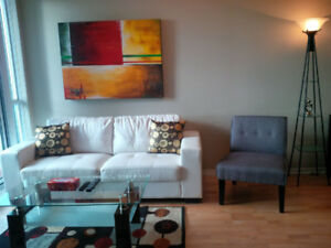 May: Downtown Furnished 2 Bedroom next to Union - Maple Leaf Sq