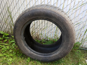 16 inch low pro tire 50% tred left