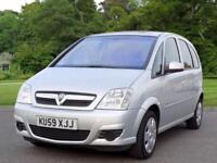 2009 Vauxhall Meriva 1.6 i 16v Club 5dr