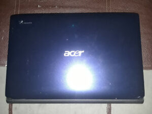 Acer Laptop Computer In Good Conditions