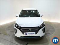 2018 Hyundai Ioniq 1.6 GDi Hybrid Premium 5dr DCT Auto Hatchback Hybrid Automati