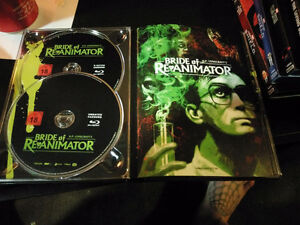 Bride of Re-animator german rare import blu-ray Kitchener / Waterloo Kitchener Area image 3