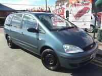 FORD GALAXY 2.3 LX AUTO 2003 ** 7 SEATS ** AUTOMATIC ** 2 KEYS