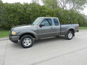 2006 Ford Ranger Sport Ext-Cab 2WD 4dr @ 1041 Marion st