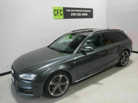 image for Audi A4 Avant 2.0TDI S-Line Black Edition BUY FOR ONLY £35 A WEEK ON FINANCE