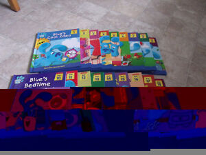 Set of Blues Clues Books