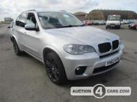 BMW X5 3.0TD XDRIVE 30d M SPORT NIL DEPOSIT FINANCE 3 MONTH WARRANTY STUNNING