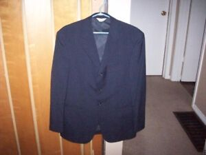 Two Mens Blazers and 3 Ties