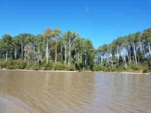 40 Acre Waterfront Property On The Abitibi River