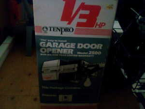 Brand new STANLEY GARAGE OPENER