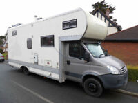 IVECO Daily 65C18 Custom Race Home