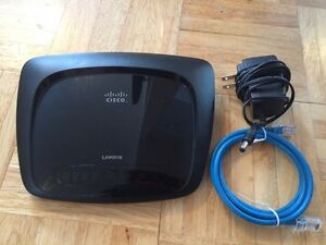 Linksys Cisco N-router