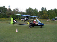 2 ULTRALIGHT PLANES. SELL OR TRADE FOR STREETBIKE