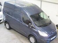 Ford Transit Custom SWB Medium Roof L1 H2 TREND RARE MODEL 125PS ** NOW S0LD **