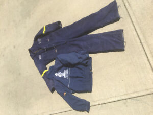 Vintage precision drilling coveralls and more