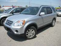 2006 Honda CR-V E-XL SUV, Crossover