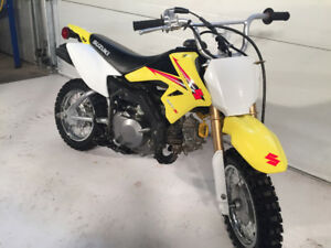 2014 DR-Z 70cc SUZUKI IN VERY GOOD & PLUS CONDITION