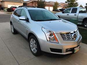 2013 Cadillac SRX Leather Collection SUV, Crossover