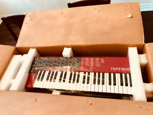 Nord Lead A1 - Absolute Mint Condition