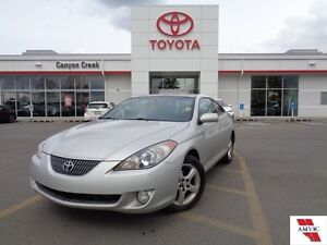 2004 Toyota Camry Solara SLE ONE OWNER CLEAN CAR PROOF