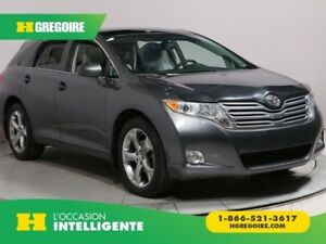 2011 Toyota Venza V6 AWD A/C TOIT HAYON ELECTRIQUE MAGS BLUETOOT