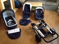 Pushchair / Pram / car seat travel system