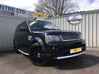 Land Rover Range Rover Sport 3.0TD V6 auto 2011MY Autobiography Sport 4X4