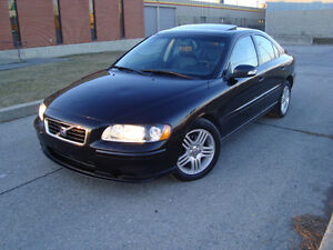 2008 VOLVO S60 2.5L TURBO AWD AUTO ''ONE TAX''