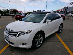 2013 Toyota Venza AWD V6 Limited/Touring