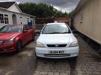 Vauxhall Astra van diesel low milage