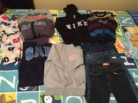 Boys size 4 clothes $20 Sold PPU