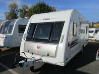 2013 Elddis Affinity 550 with AUTO ENGAGE MOTOR MOVER
