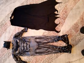 Fancy dress Bat Man 6- 8 years