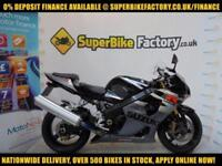 2004 04 SUZUKI GSXR1000 1000CC 0% DEPOSIT FINANCE AVAILABLE