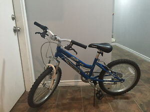 Kids Mongoose Bike