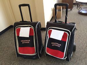 Soccer Bag for youth- MINT condition (SEAT TOWER/LOCKER)