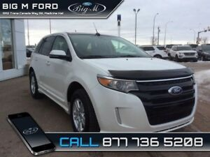 2014 Ford Edge Sport  - Leather Seats -  Bluetooth - $226.17 B/W
