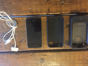 iPhone 4, 32G, unlocked, great condition