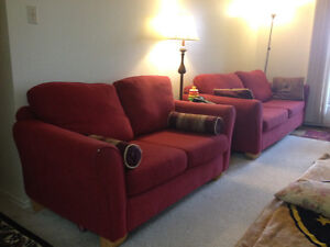 Sofa/ love seat for sale