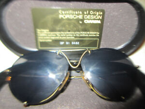 Porsche Design By Carrera Sunglasses 5672 Brand New Rare