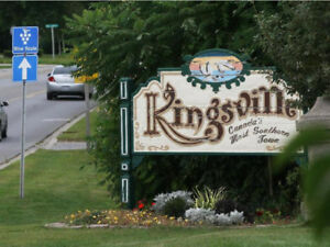 Looking for a nice one or two bedroom apt. in Kingsville