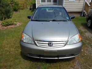 2003 Honda Civic dx Sedan