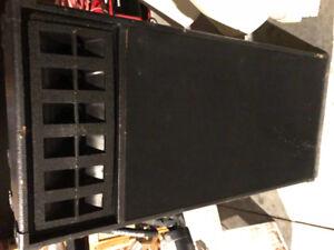Speakers each 1000 watts