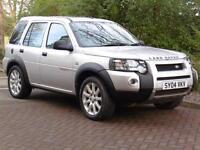 Land Rover Freelander 2.0Td4 2004 Sport Silver,1 Years Mot, 6 Months AA Warranty