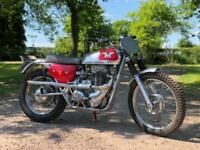 Matchless G85CS Extremely Rare And Desirable Example Classic British Scrambler!!